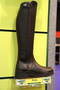 The new Tuffa Derby competition/work boot