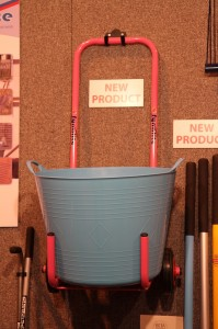 So simple but so very effective the Tubtrug trolley