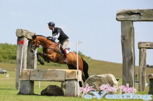 William Fox-Pitt on Top Biats Novice Winners