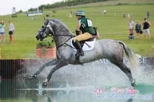 Nicky Roncoroni steers Stonedge to victory in section C of the CIC**