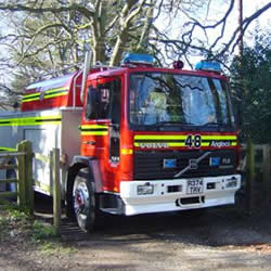 Will fire tenders be able to access your property?