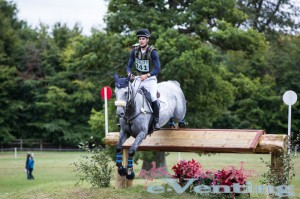 Giovanni Ugolotti posts a fast clear in the CIC*** to finish 16th