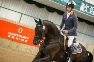 Christopher Burton on his 1* winner