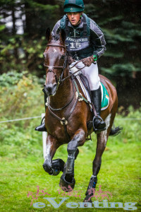Sam Watson and Horseware Lukeswell