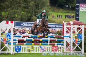 Sam Watson & Horseware Lukeswell