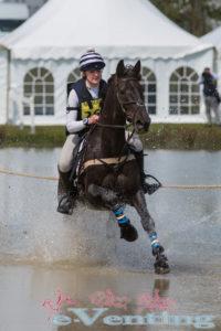 Zoe Davison & Cavalier Back To Black 3rd BE 100