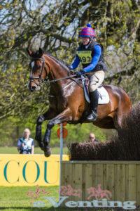 BE90 Winners Sophie Walker & Rhapsody RFW