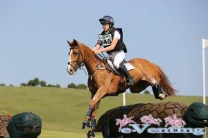 Yasmin Ingham wins the final pony trial riding Craig Mor Tom