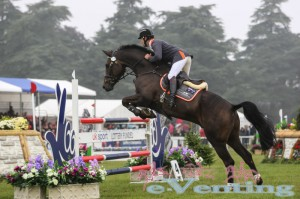Chris Burton on Graf Liberty drop one place to 2nd in the CIC***