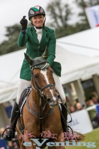 Aoife Clark is quick to credit Fenyas Elegance after their winning clear round.